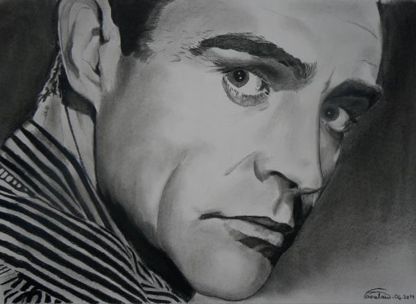 Sean Connery by johnsy